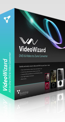 VideoWizard for Zune